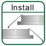 LED Down Light - Install