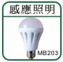 LED 感應燈