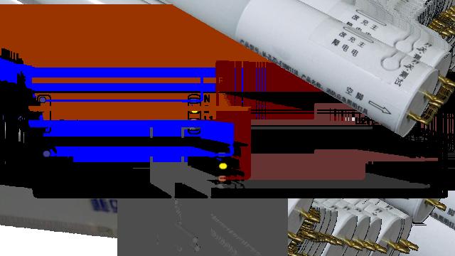 應急照明燈管