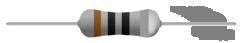 抗雷轚電阻器